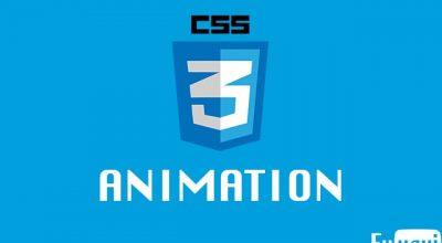Hướng dẫn tạo hiệu ứng với CSS3 Animation