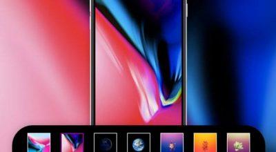 Share code : Slide show phong cách iphone X