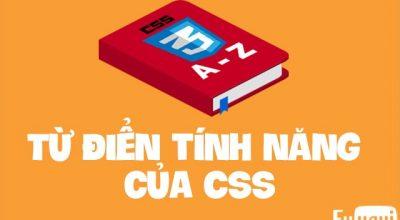 Từ điển Tính năng của CSS