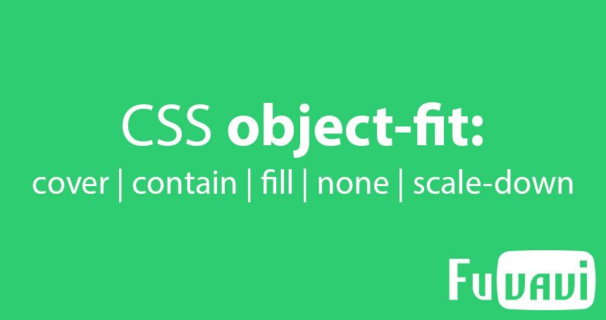 """Thay đổi size ảnh thoải mái không lo """"bị méo"""" với thuộc tính object-fit trong css"""