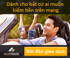 Giao dịch tiền điện tử Cryptocurrency với IronTrade