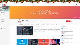 Share plugin trang trí noel cho website wordpress