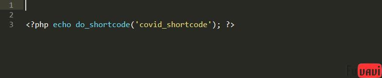 Thêm đoạn code này vào file php của bạn để hiển thị kết quả